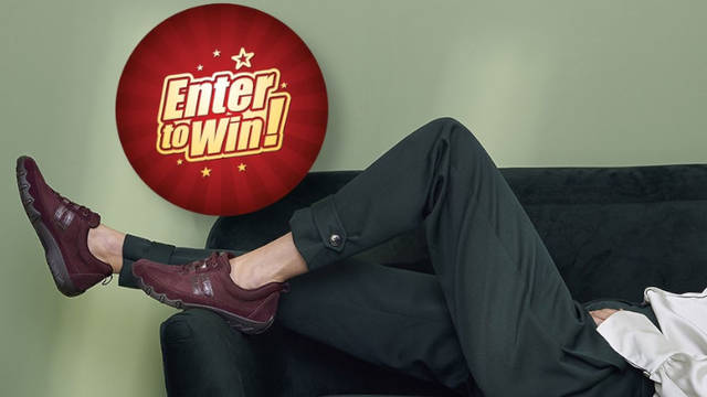 Hotter Shoes prize draw
