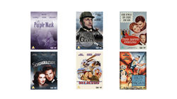 Six Classic Films from the Universal Pictures/Hollywood Classics DVDs