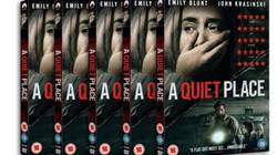 Win A Quiet Place on DVD