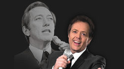 An Evening With Jimmy Osmond And His Band: A Tribute To Andy Williams – Moon River & Me