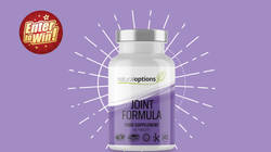 Win a 3-month supply of Natural Options Joint Formula*