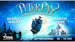 Peter Pan – Christmas in Neverland